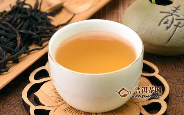 乌龙茶的特点和功效