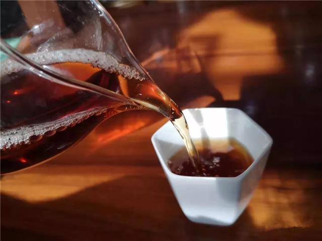 茯茶,福气之茶
