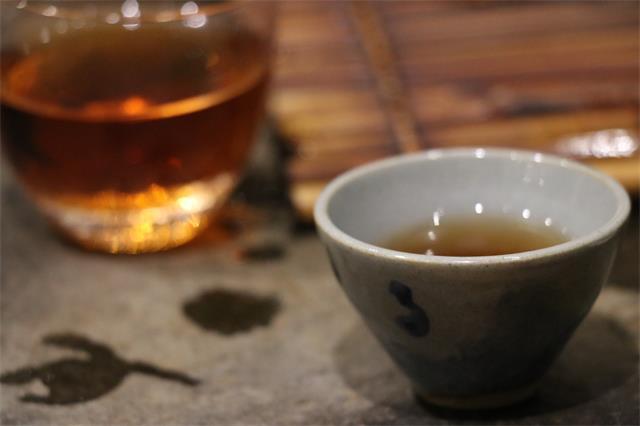 慢,可以让你的茶更有价值