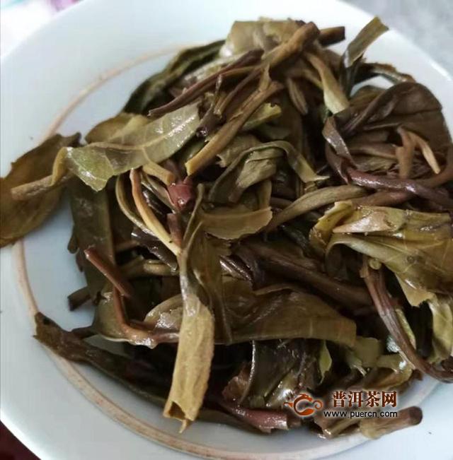 2015年洪普号凝香生茶试用报告