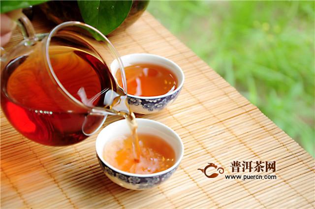 冲泡红茶选用的器皿