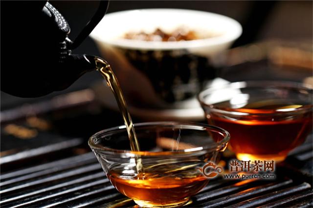 红茶茶艺解说词