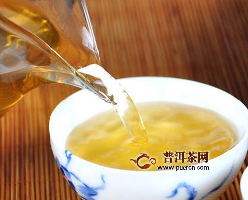 基诺山寨普洱茶的功效