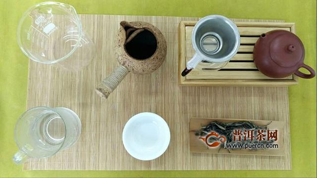 2019年正皓东半山纯料生茶试用品鉴报告