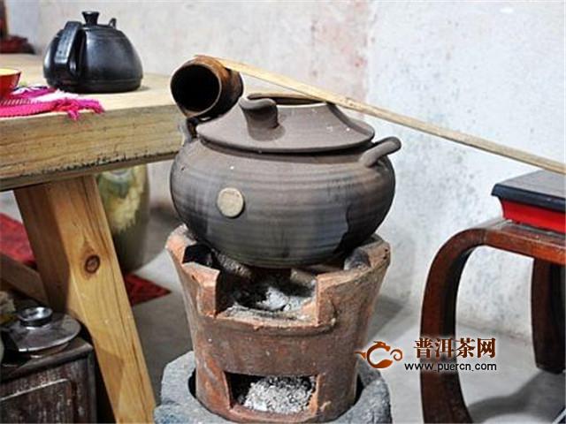 藏茶和什么煮一块