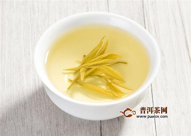 霍山黄芽茶的功效