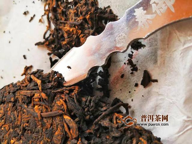 2017年润元昌春语熟茶试用评测报告