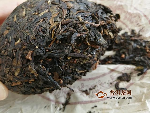2012年下关沱茶生态老树沱生茶试用报告,永远也不会忘记的甜香蜜韵