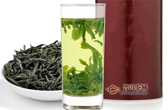 六安瓜片属于绿茶