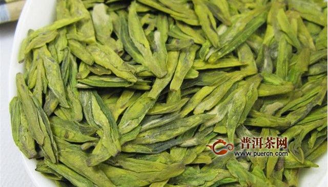 碧螺春和龙井茶的品质特征不同