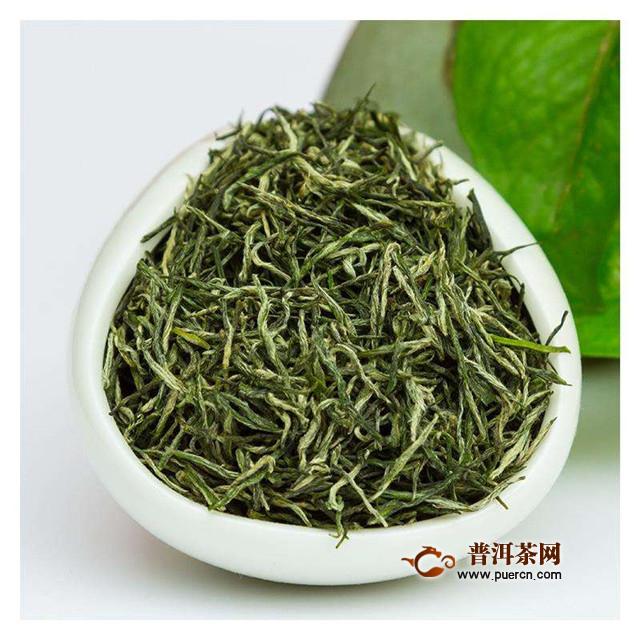 绿茶茶叶的品种和图片