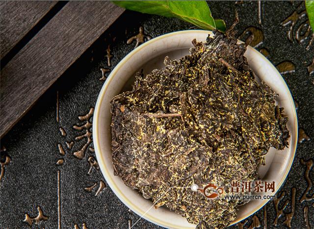 茯茶是红茶吗?是黑茶中最具特色的产品!