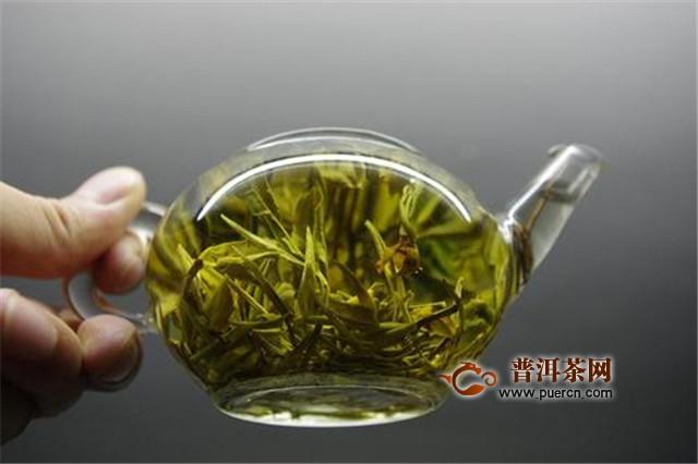 黄茶的作用和功效,减肥、助消化!