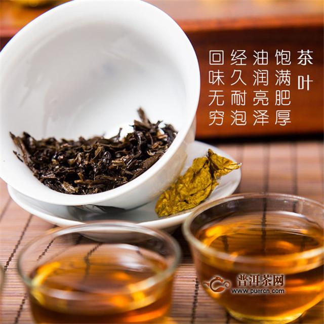 安化黑茶茯砖茶功效