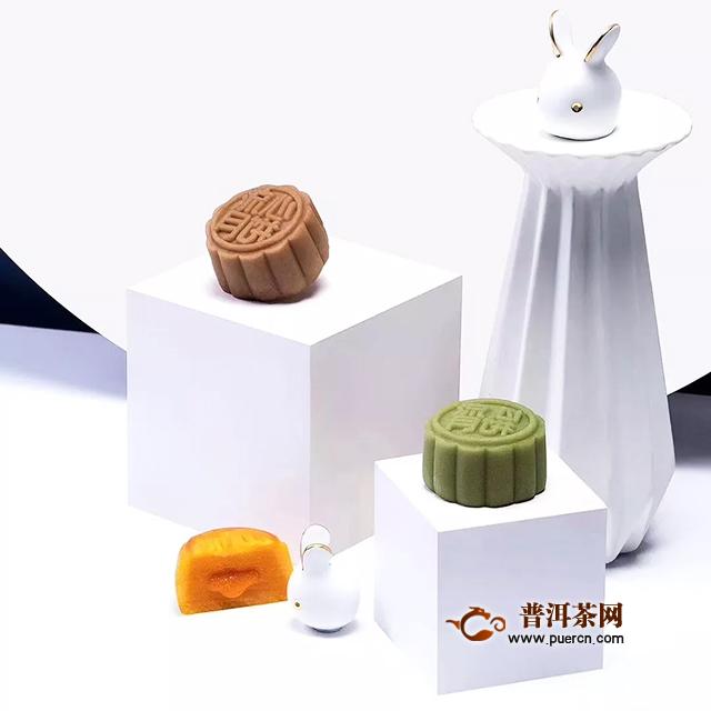 俊仲号中秋月饼礼盒浓情开售