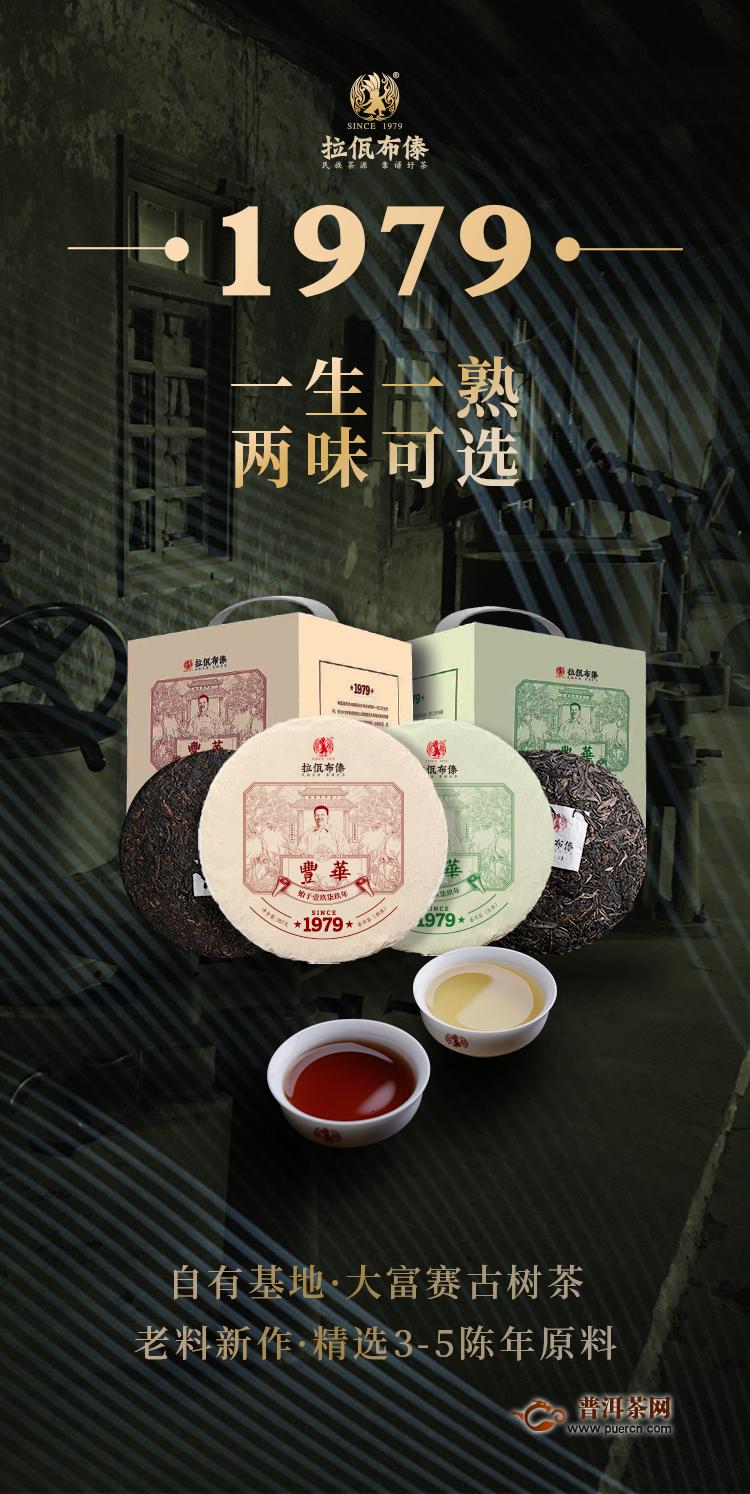 拉佤布傣1979,一杯耐人寻味的好茶。
