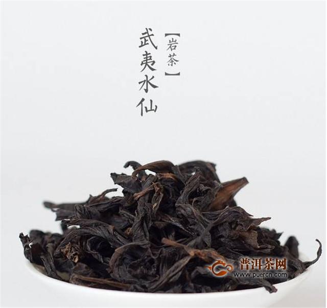 乌龙茶茶叶的品种和图片