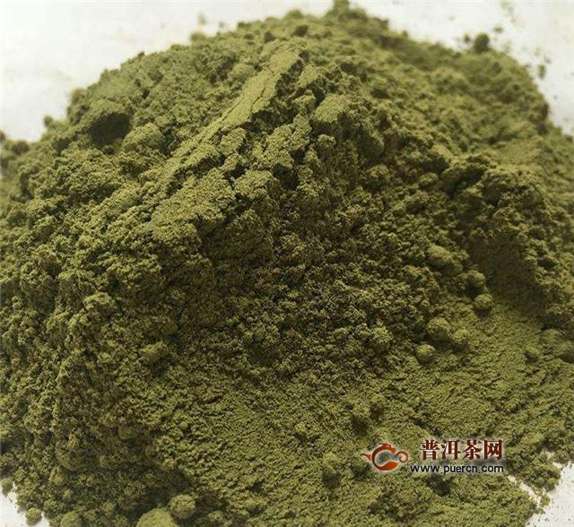 绿茶粉食用方法,