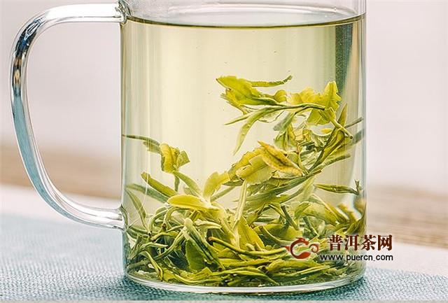 早上喝绿茶的好处,