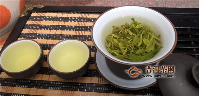 坚持喝绿茶有什么好处?