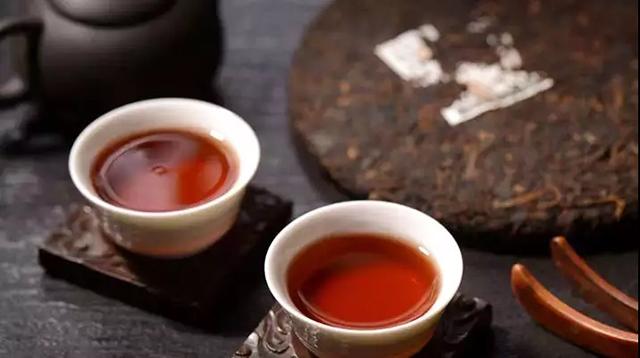 巅茶:愿您做个有温度的人,喝有温度的熟茶