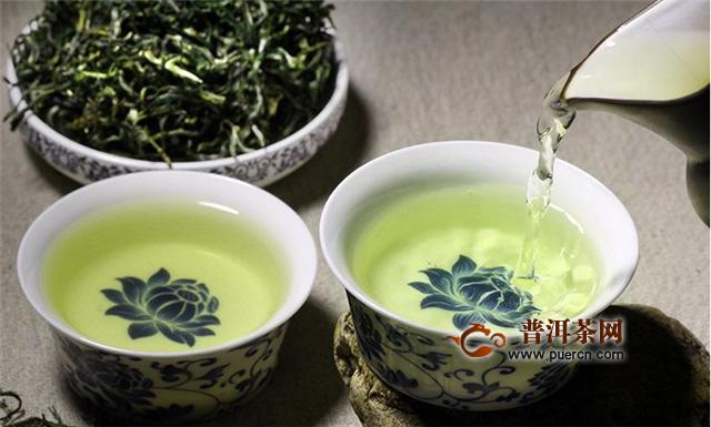 崂山绿茶和龙井的品质特征的区别