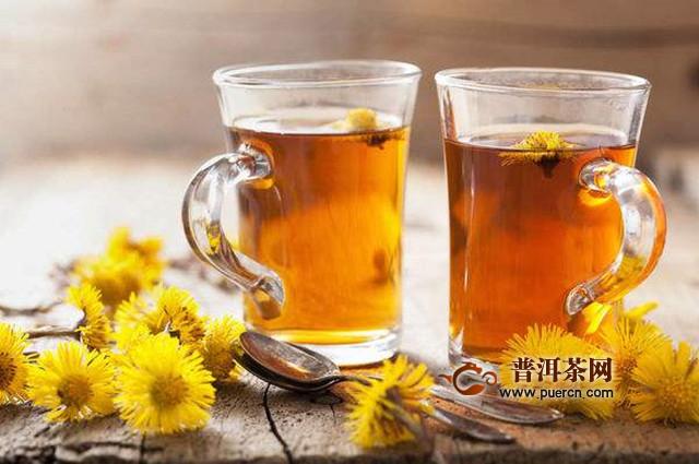 款冬花茶孕妇能喝吗