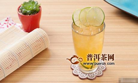 柠檬绿茶可以一起泡吗?柠檬绿茶怎么泡?