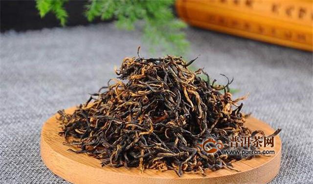 以颜色来区分红茶和绿茶