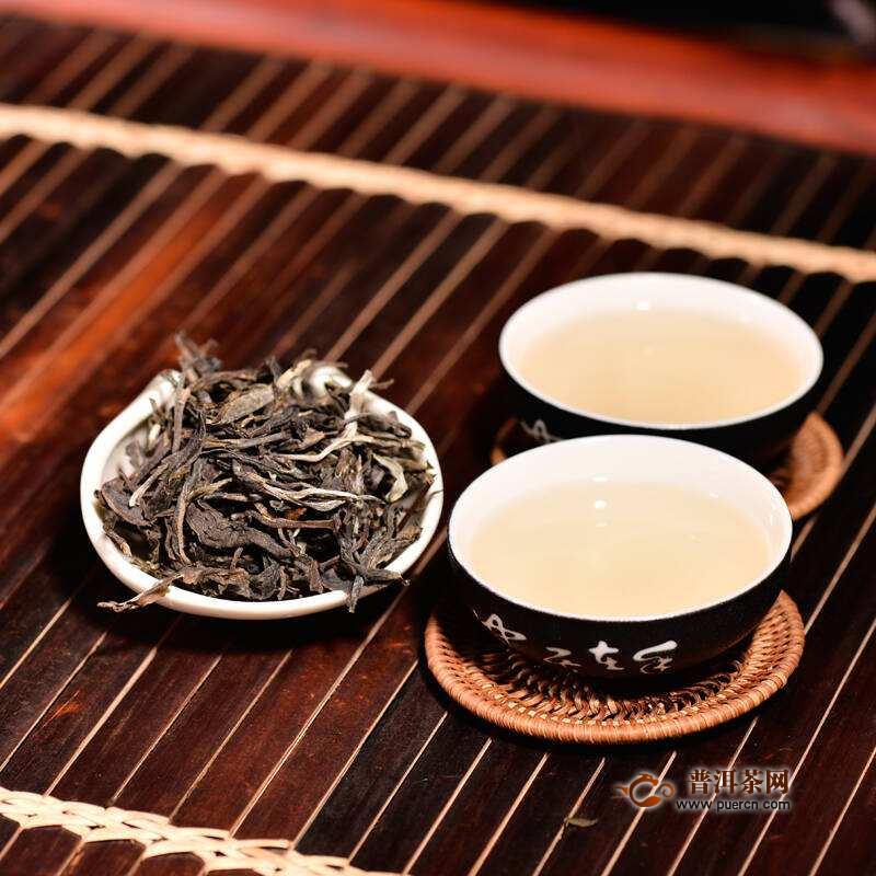 景迈山普洱茶品质特点