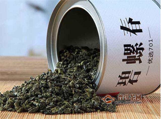 香碧螺春属于什么茶