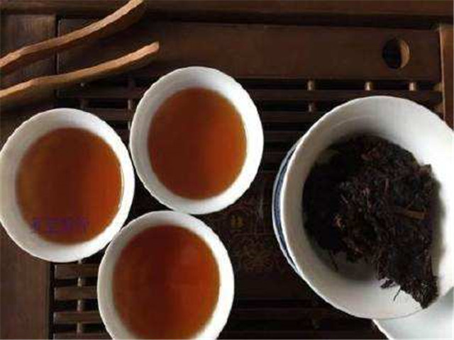 黑茶里的老青茶,你知道吗?