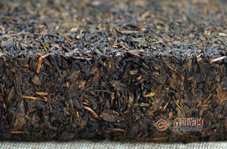 黑茶与茯茶的区别,黑茶的种类