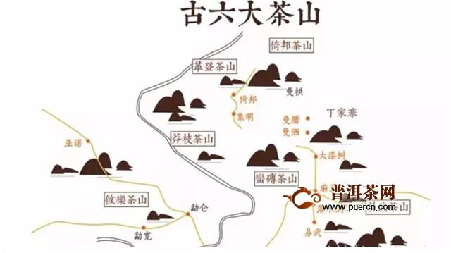 茶百科 除了古六山,版纳茶区还有些什么茶山?