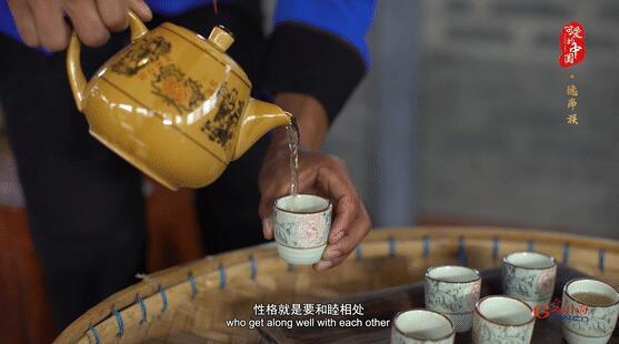 德昂族有悠久种植茶树和饮茶历史的民族