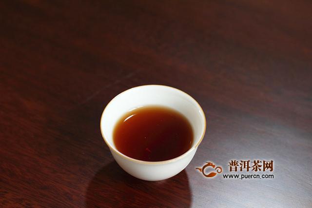 2019年兴海茶业锦绣山河熟茶试用评测报告