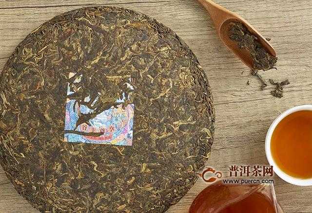 云元谷中秋茶礼,曼奢  谷主尊享  特制3°发酵