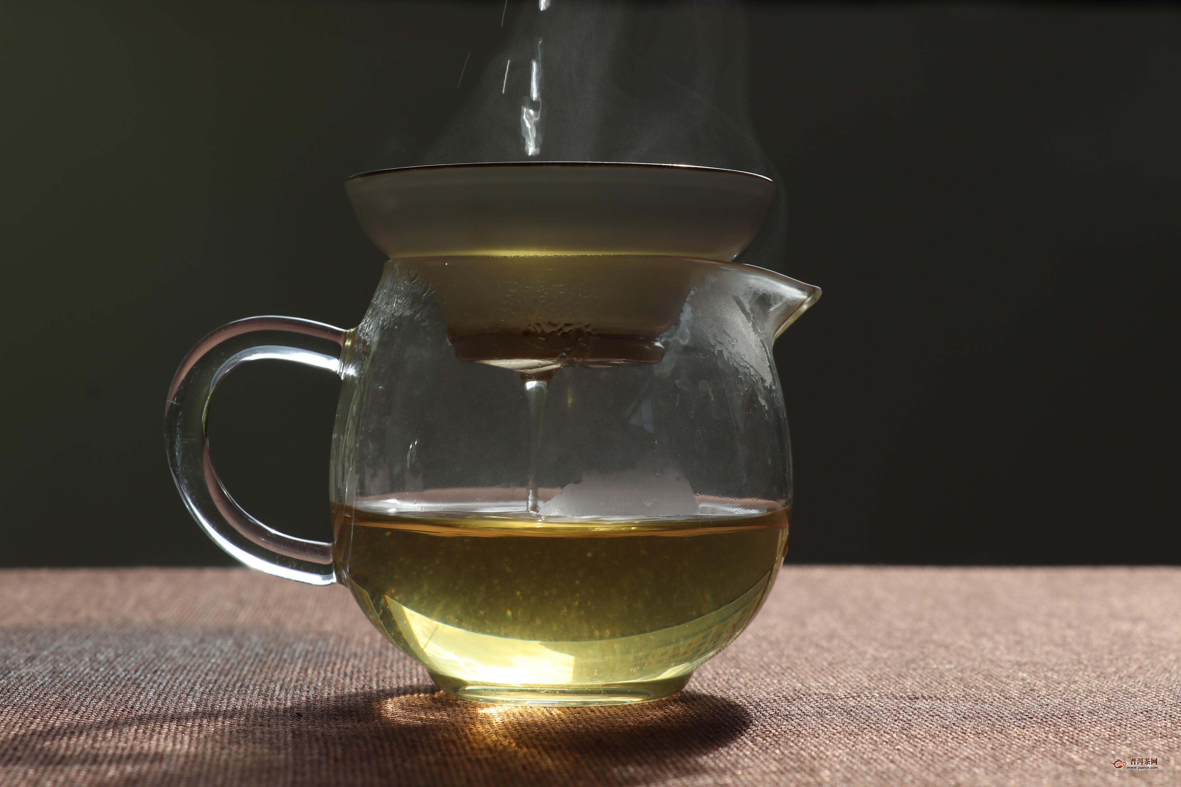 冰岛地界茶叶冲泡方法