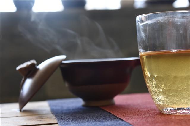 初识普洱茶:普洱茶品饮之茶气体验