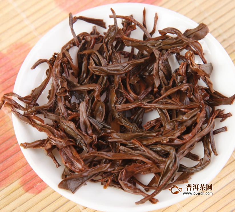 高山红茶是什么茶?高山红茶的特征