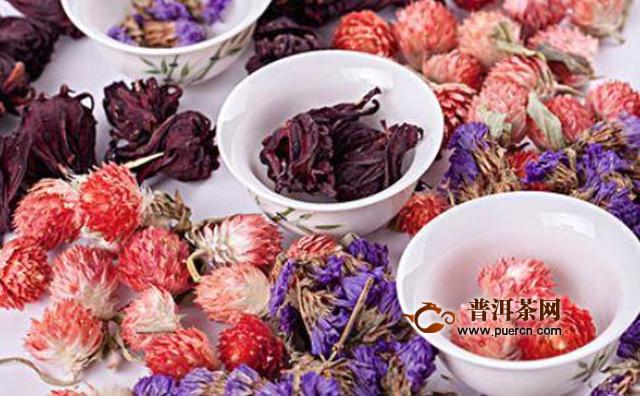 红巧梅花茶