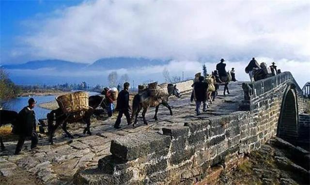 追溯普洱茶历史的光辉岁月——茶马古道