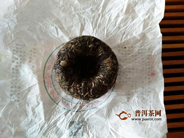 2015年古德凤凰凤凰贡沱生茶品鉴报告