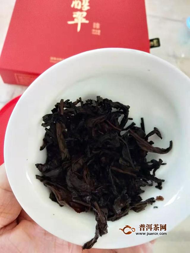 用心设计美观大方上档次:2019年合和昌醇翠熟茶试用评测报告