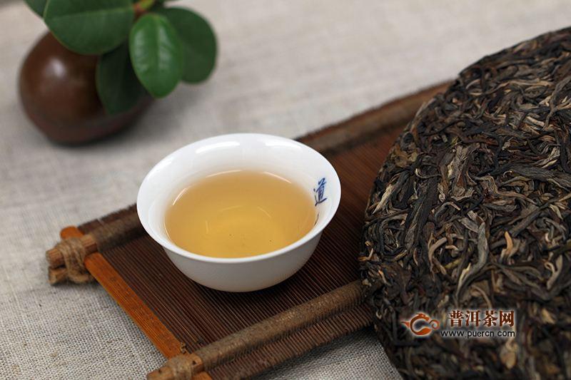 昔归古树茶鉴别方法
