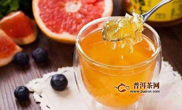 蜂蜜柚子茶能长期喝吗
