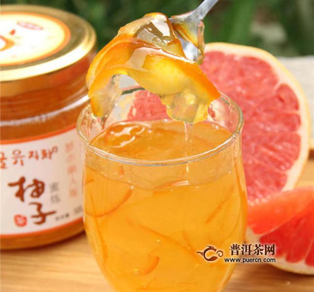 蜂蜜柚子茶怎么喝?蜂蜜柚子茶的正确喝法