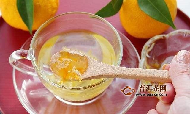 蜂蜜柚子茶能每天喝吗