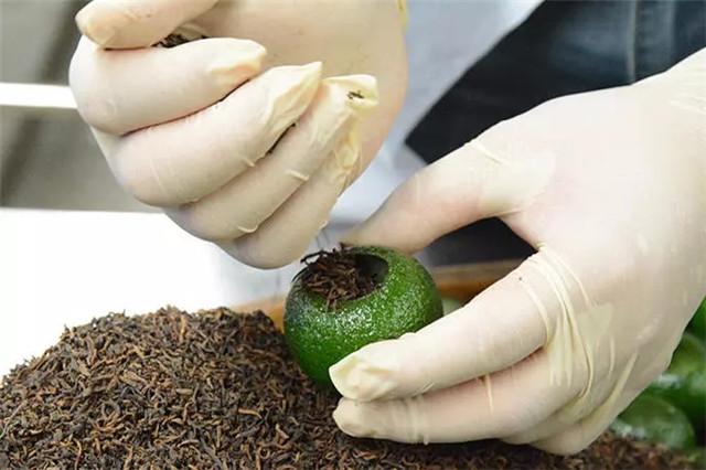 自制小青柑和新会陈皮,从挑选优质新会柑开始