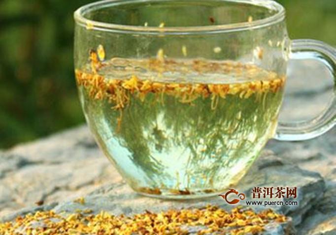 桂花茶的副作用